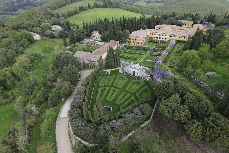 Gardens And Parks For Wedding In Val D 39 Orcia