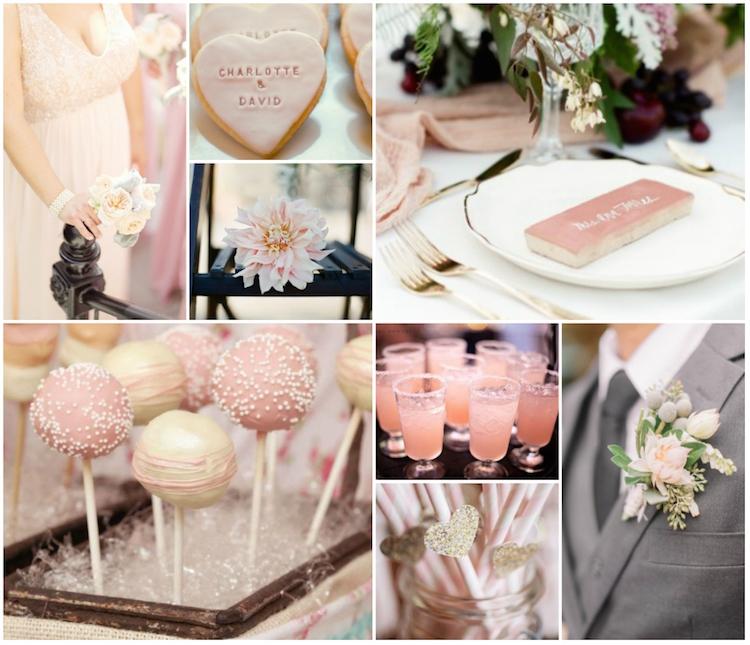 Matrimonio In Rosa : Decorazioni matrimonio romantico migliore collezione